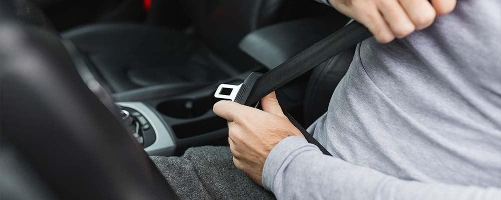 Cook County Seat Belt Violations Attorney